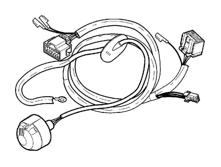 tow bar wiring kit