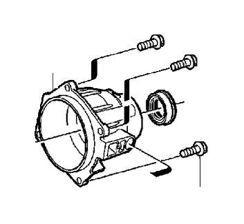 Transmission, automatic related parts