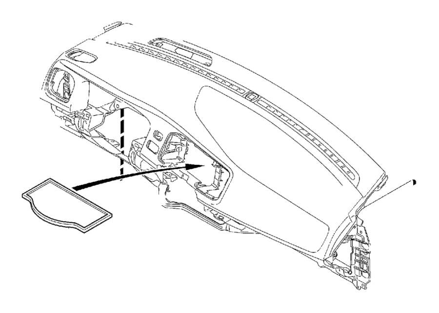 2018 Volvo V60 Cross Country Instrument panel