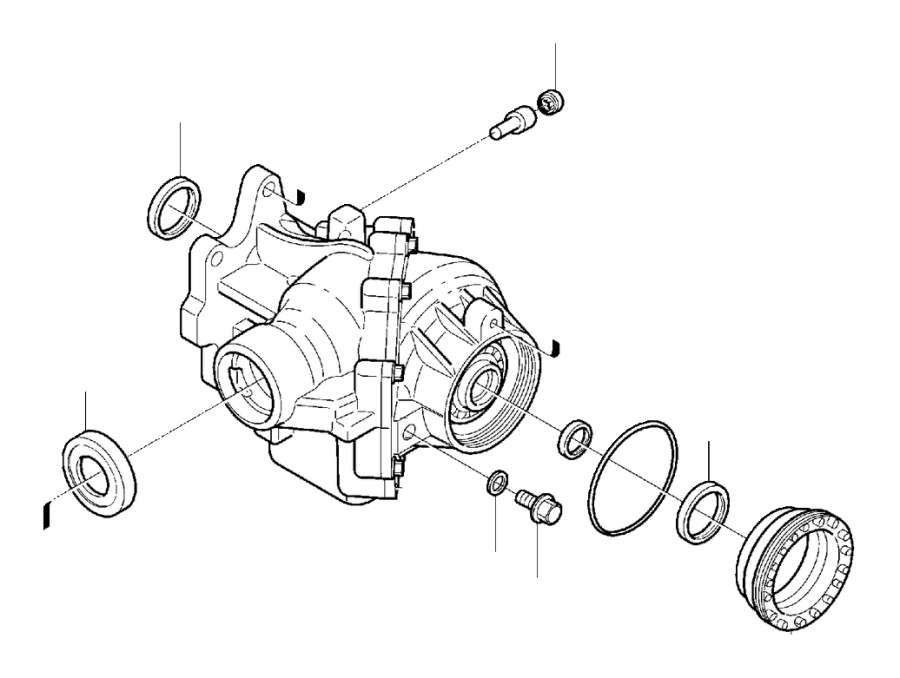 Search Volvo XC90 Transmission Auto Parts