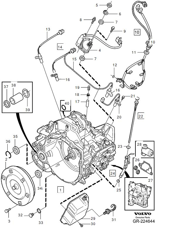 motor wiring diagram for a 02 pt cruiser