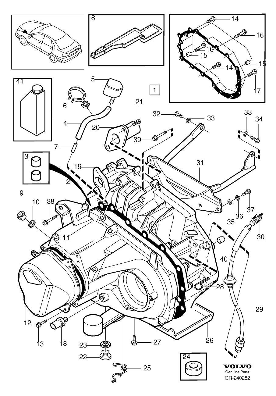 Volvo V40 Transmission — Идеи изображения автомобиля
