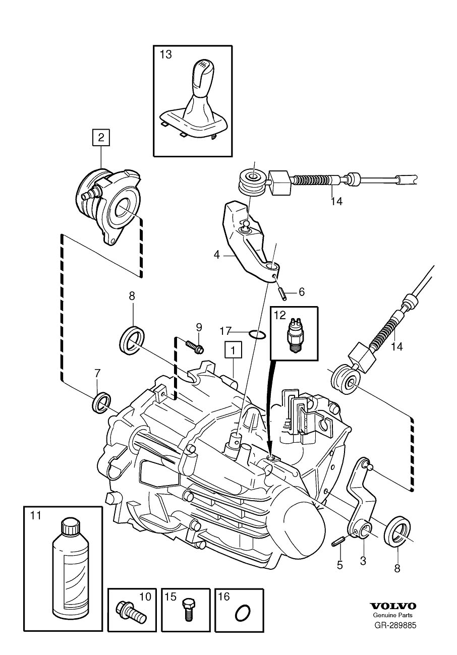 Fuse Diagram 2002 Volvo Vnm64t200 Auto Electrical Wiring Related With