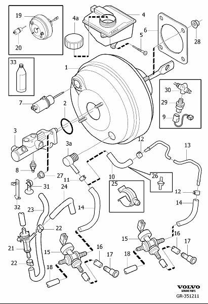 Volvo Xc90 Vacuum Diagram. Volvo. Auto Parts Catalog And