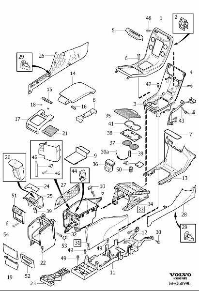 Volvo S80 Parts Diagram For Door • Wiring Diagram For Free