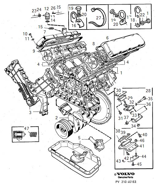 1996 Volvo 960 Engine Diagrams. Volvo. Auto Wiring Diagram