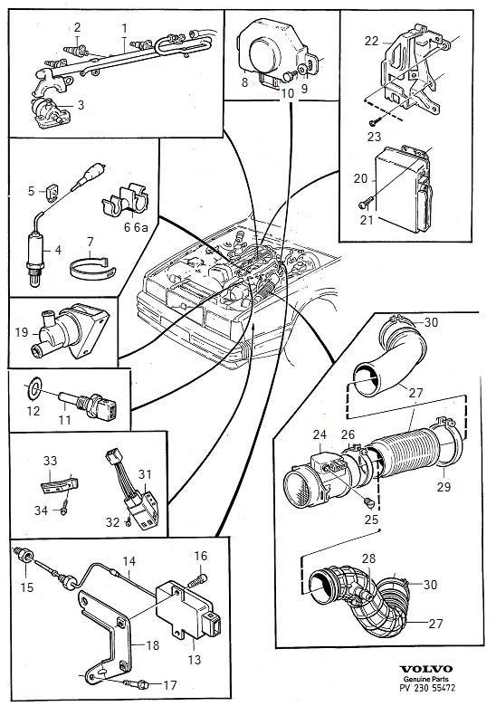 Ford Engine Diagram Maf Wiring All About. Ford. Auto
