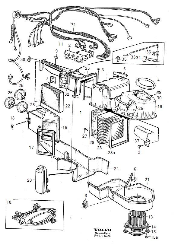 1992 Volvo 940 Wiring Diagram. Volvo. Auto Wiring Diagram