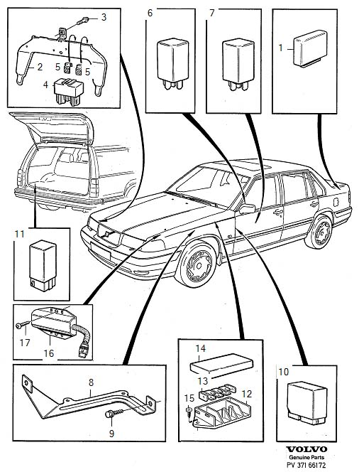 Service manual [1998 Volvo V90 How To Replace Overdrive