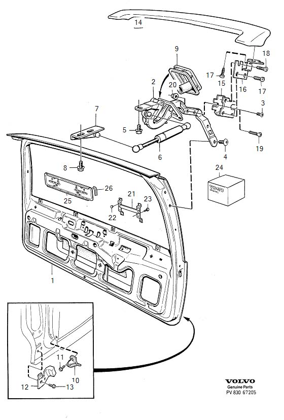 VOLVO WIRING DIAGRAMS 850 - Auto Electrical Wiring Diagram