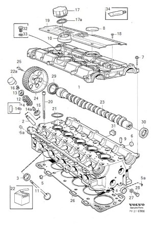 V70 Engine Diagram  Change Your Idea With Wiring Diagram Design