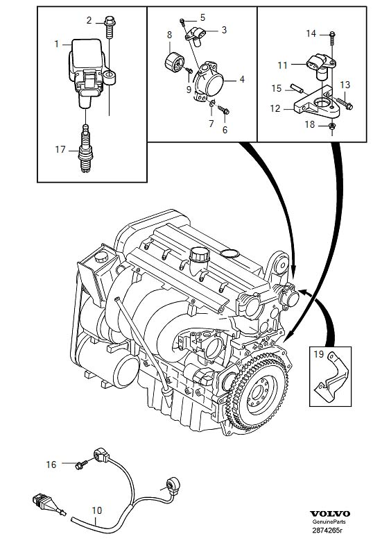 volvo s80 ignition wiring diagram