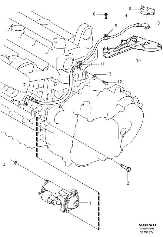 00 Volvo S80 Parts Diagram. Volvo. Auto Wiring Diagram