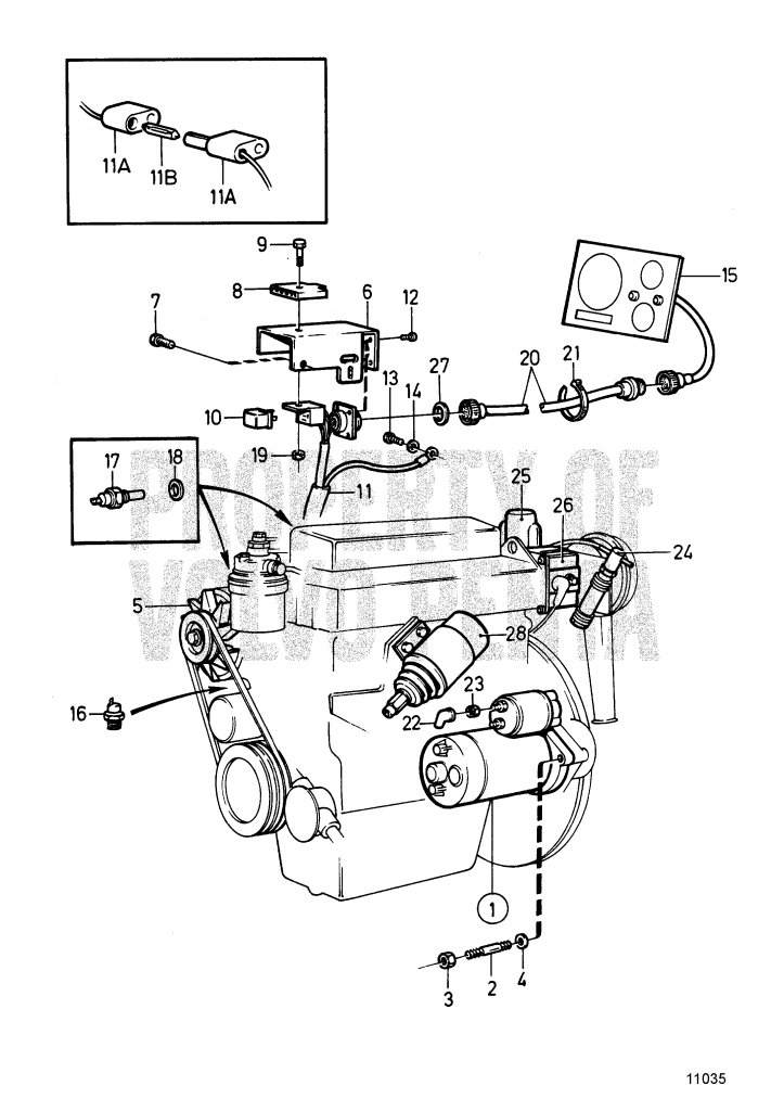 Electrical System And Instruments 1-Pole Electrical System