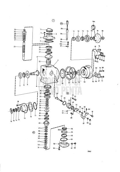 Reverse Gear Ms2b-R: A 2001, 2001B, 2001AG, 2001BG, 2002