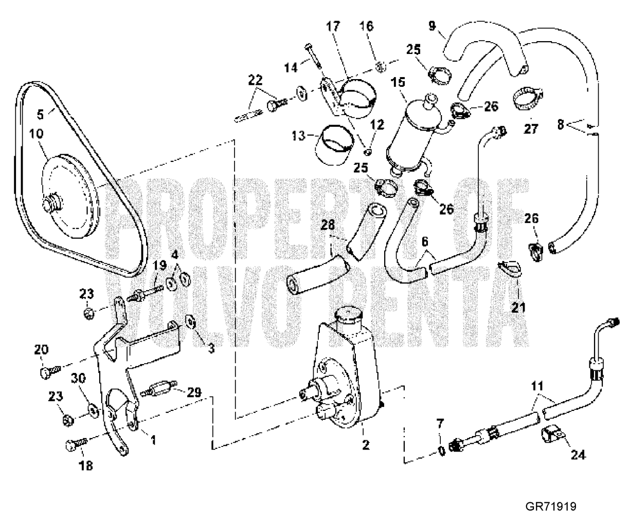 Steering 5.0GLPWTR, 5.0GiPWTR, 5.7GSIPWTR, 5.7GSPWTR