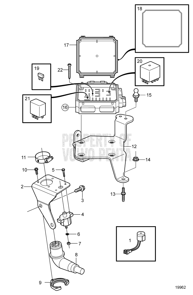 Alarm And Circuit Breaker 5.7Gi-E, 5.7Gi-EF, 5.7GXi-F, 5