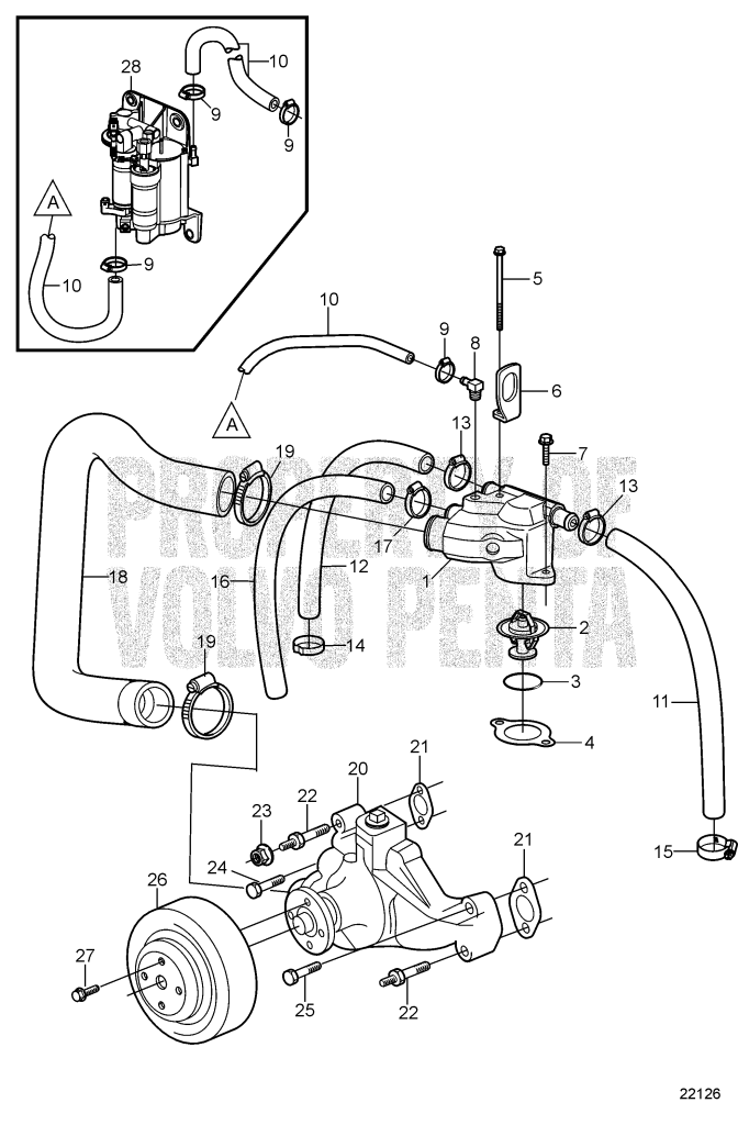 Volvo 5 7 Wiring Diagram