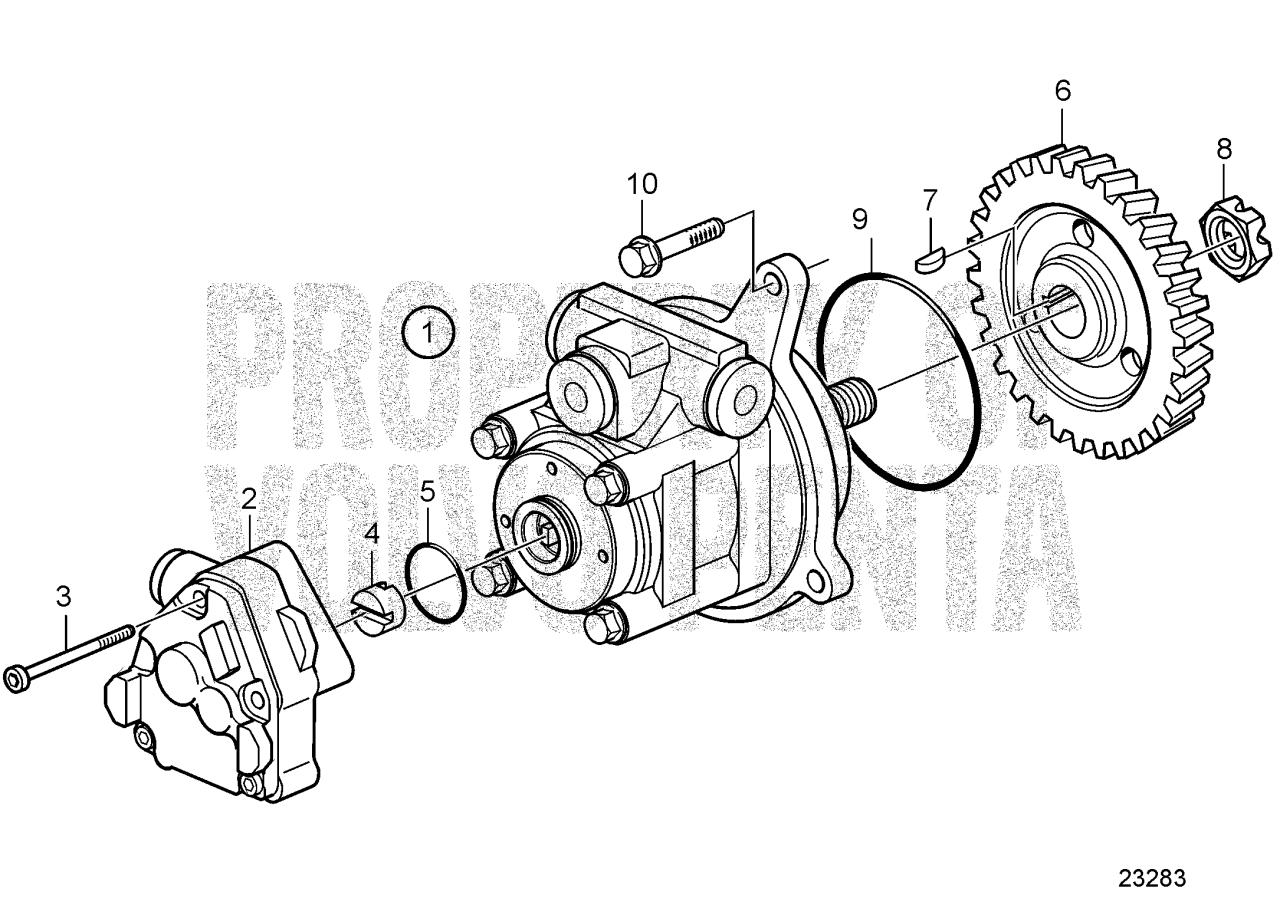 Fuel Pump D16c A Mg