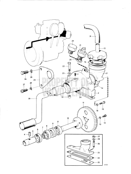 Manual Starter And Installation Components: B MD11D : B