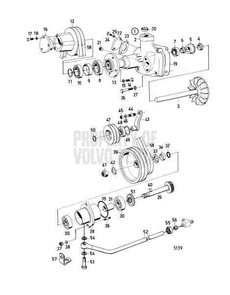 Circulation Pump And Drive Device With Installation
