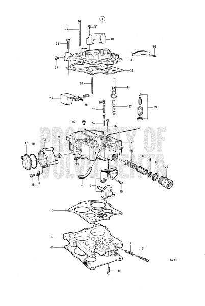 Carburetor: 841047 AQ260A, AQ260B, BB260A, BB260AV, BB260B