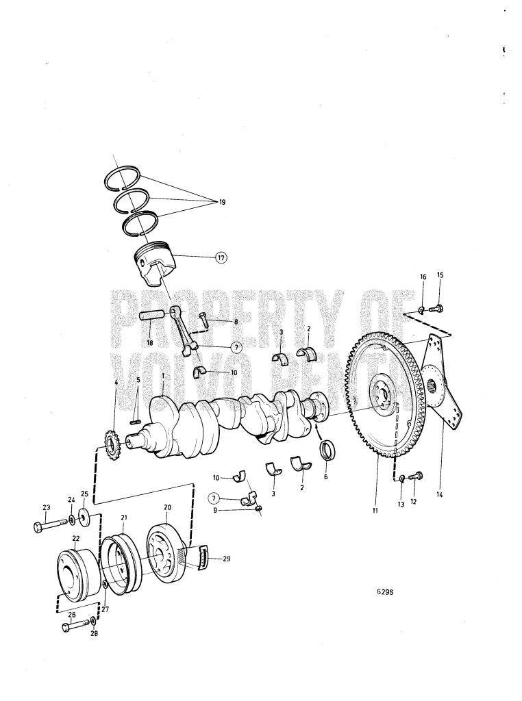 1986 Bayliner Capri Missing Engine and Water Circulation