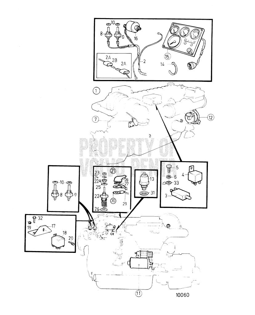 Conversion Kit 24v: 860323 TMD41A, TAMD41A : 860323