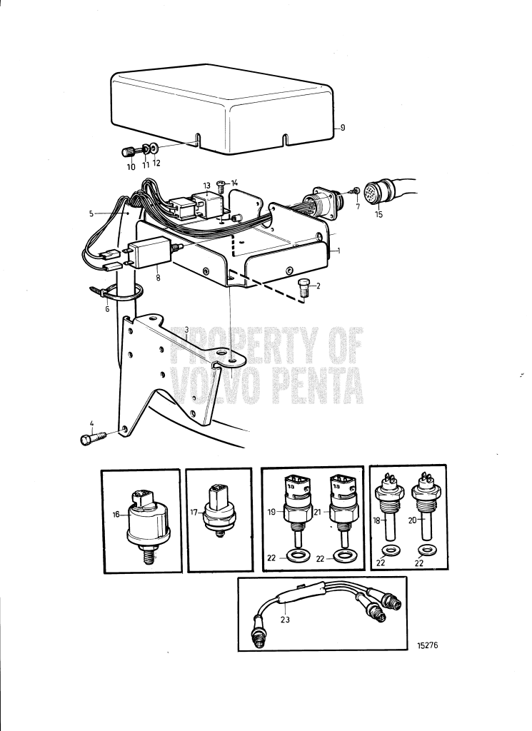 Electrical System AD31D-A, AD31XD, TAMD31D, TMD31D