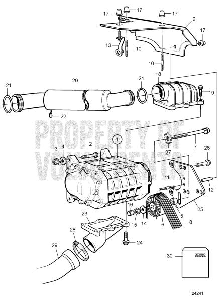 Compressor And Belt Protection: B KAD44P-A, KAD44P-B