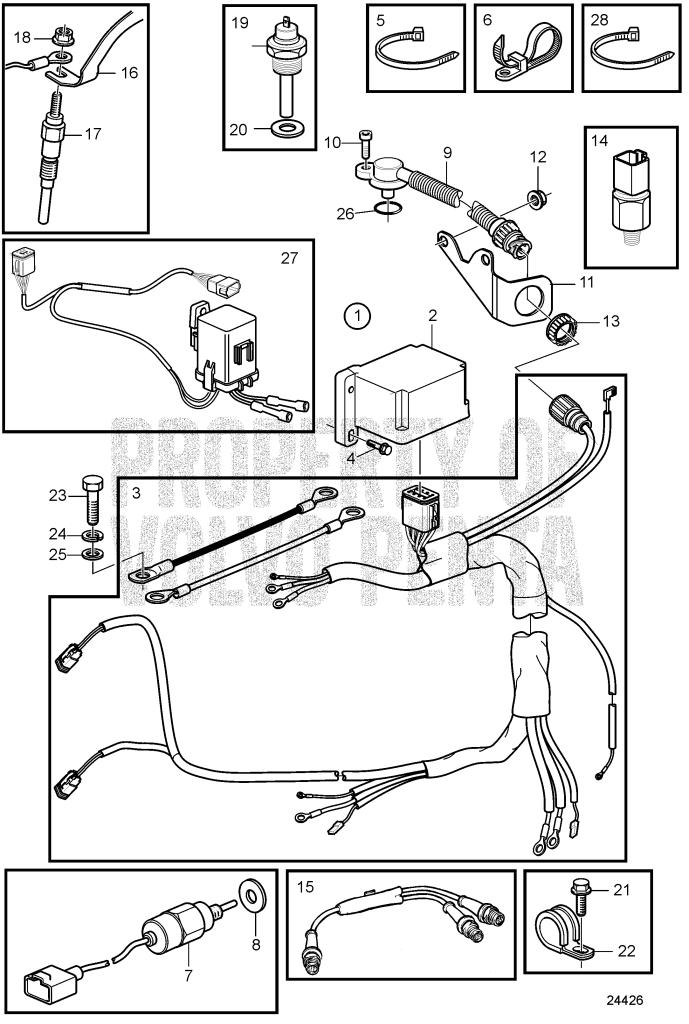 Evc Electrical System D1-D2 D1-13F, D1-20F, D1-30F, D2-40F