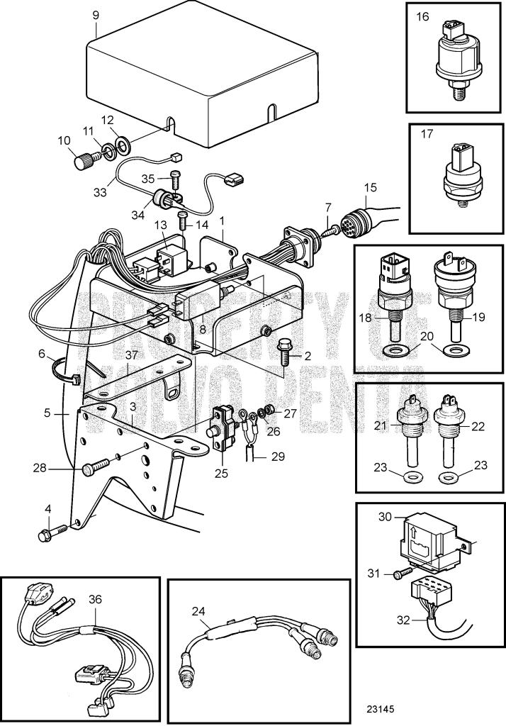 Electrical System AD31L-A, AD31P-A, TAMD31L-A, TAMD31M-A