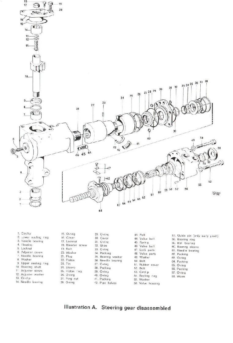 Volvo-140-service-manual-1973-6-front-axle-suspension
