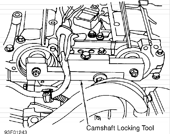 Volvo 850 turbocharged engine service manual