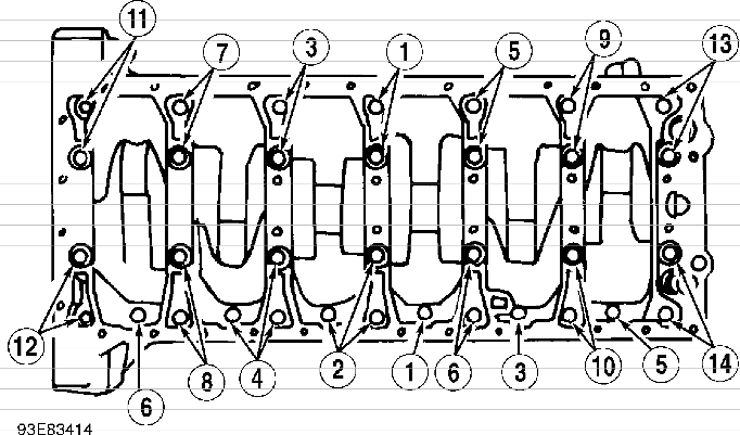 Volvo 850 turbocharged engine service manual