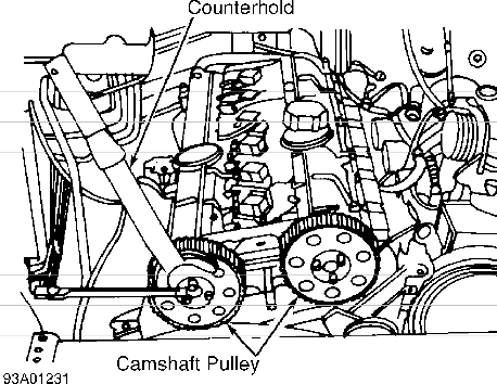 Volvo 850 engine service manual