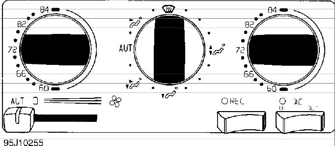 auto fan for automatic temperature control