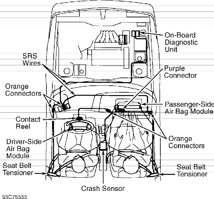 2008 volvo c70 fuse box diagram
