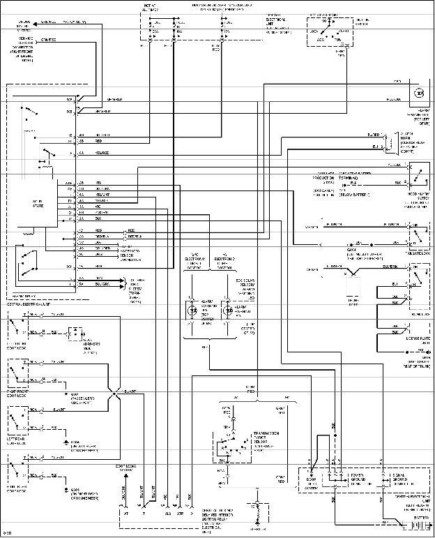 wiring diagram toyota 04 tacoma