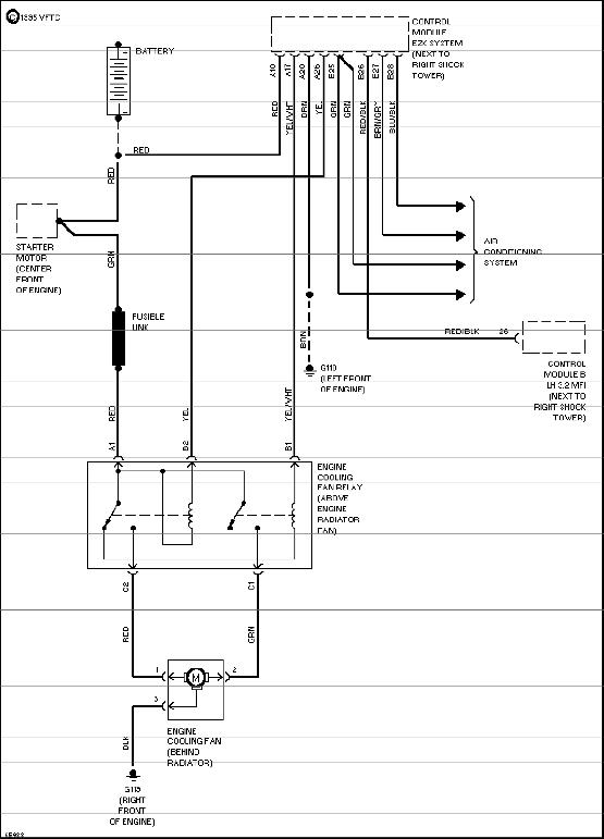 Wiring Diagram Of Cooler