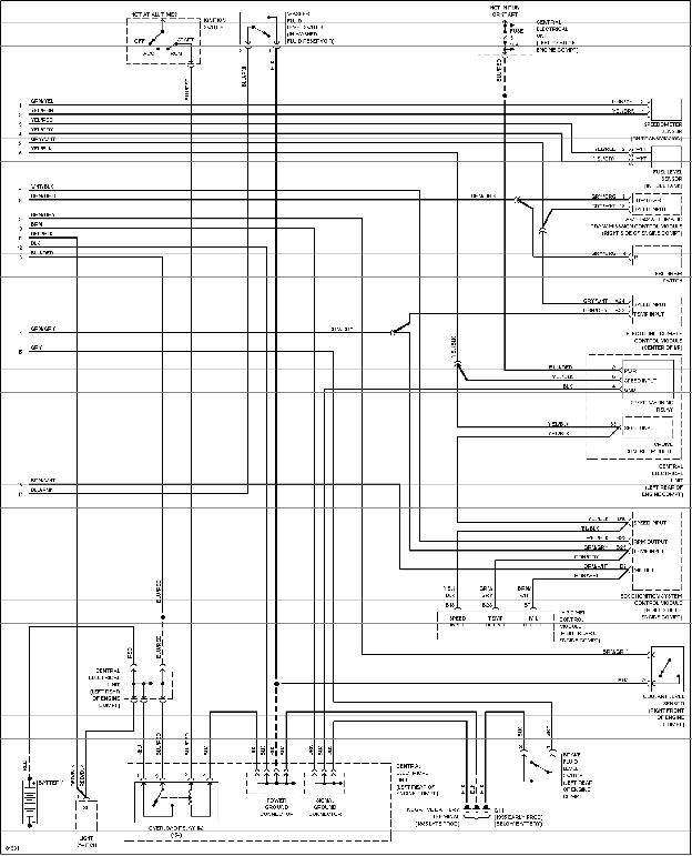 2001 saab 9 3 stereo wiring diagram john deere f525 pto 97 dodge dakota | get free image about