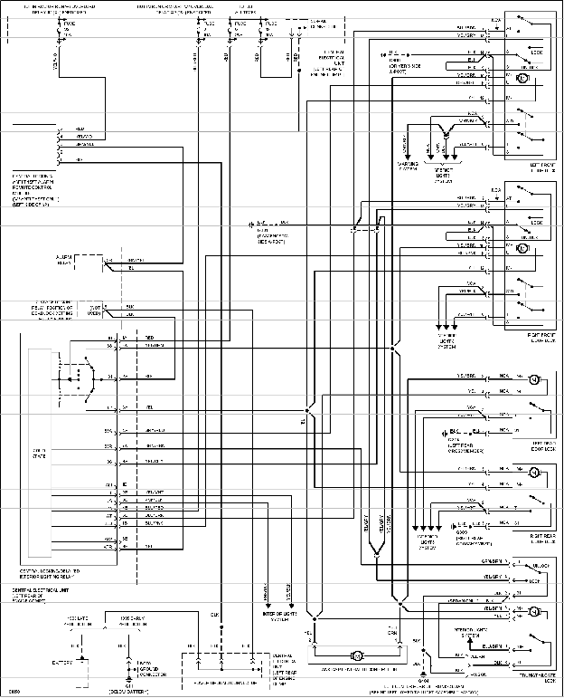 Chinese Car Alarm Wiring Diagram. Viper 5904 Installation