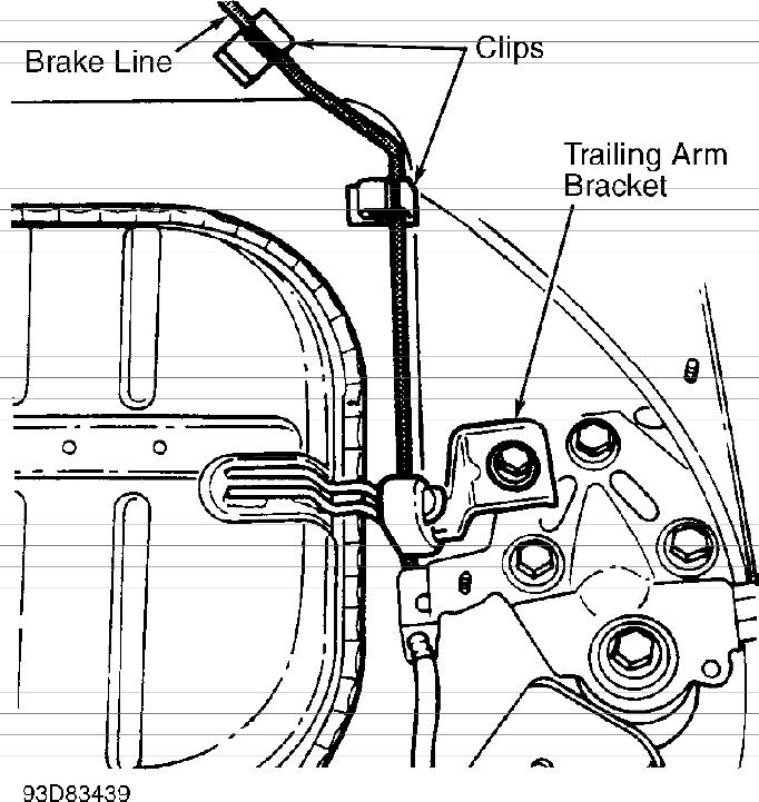 Volvo 850 rear suspension repair manual