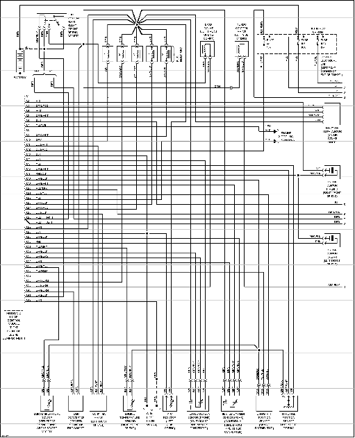 volvo 850 turbo t5 and t5r system wiring diagrams  volvotips