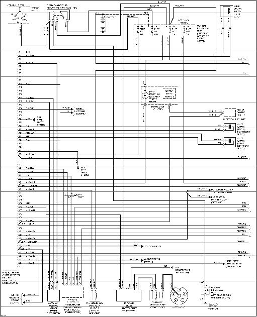 volvo 850 wiring diagram de taller