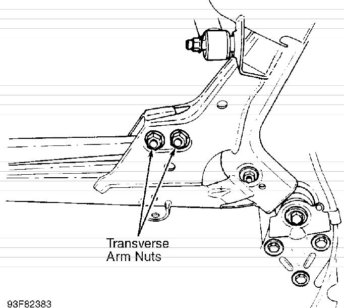 Volvo 850 wheel alignment procedure service manual