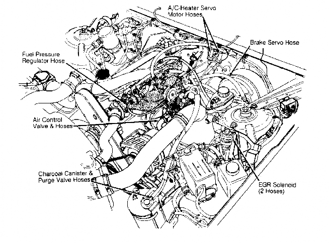 Diagram 1992 Volvo 740 940 Turbo Fuse, Diagram, Free