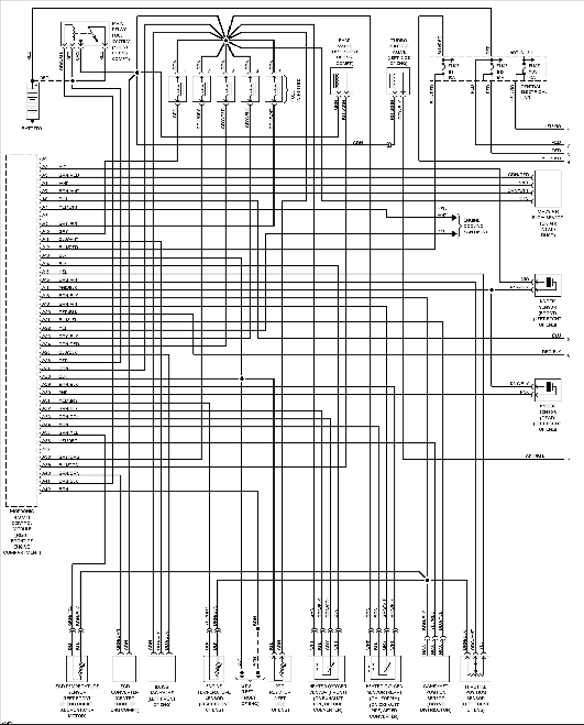 1996 Volvo 850 Radio Wiring Diagram