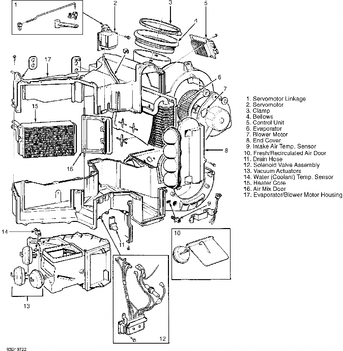 ignition system wiring diagram 1994 940 volvo