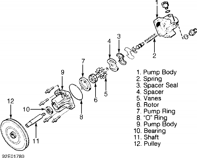 Ford Alternator Parts Diagram. Ford. Auto Wiring Diagram